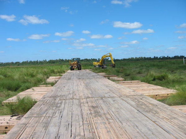 Earthsafe Wetlands Access System Specializing In